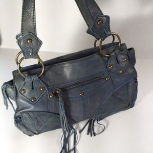 3/$25 Steven by Steve Madden Leather Shoulder Bag